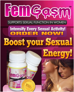 Femgasm to Boost Women Sexual Energy