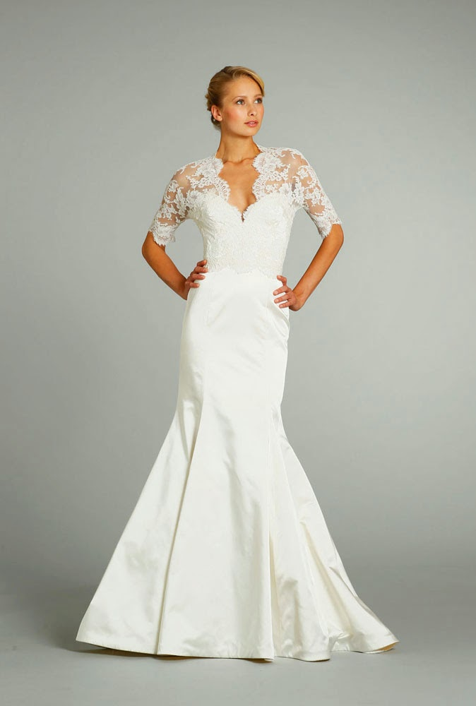 Couture Wedding Dresses Sleeves Simple Modern Design pictures hd