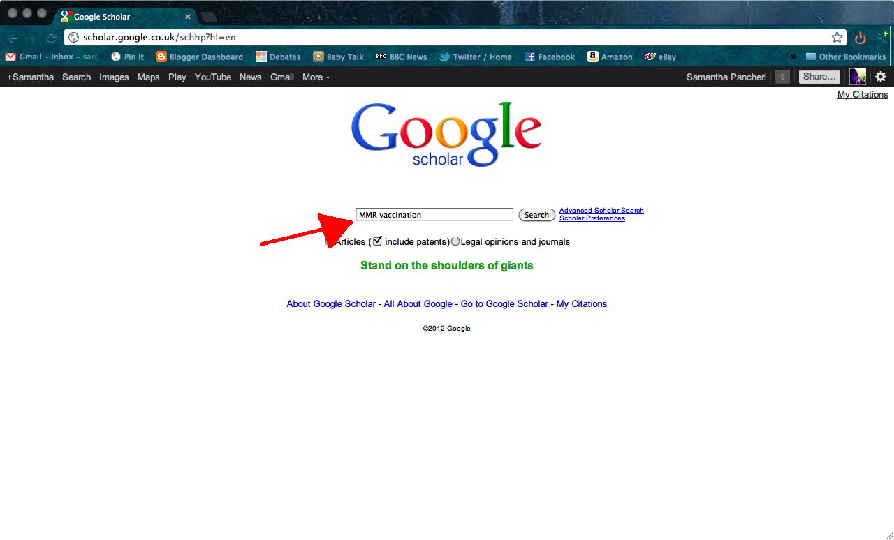google scholar Find an article from a citation you can find articles easily in google scholar using the article title go to saint mary's google scholar type the article title in quotation marks (eg, changing the concept and measure of service quality in academic libraries.