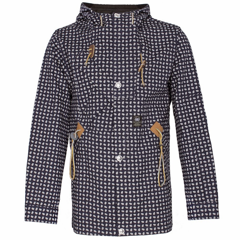 Garbstore Rydal Weekend Parka Navy