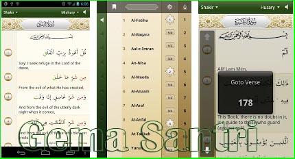 Aplikasi Al-Quran Untuk Android-gema santri