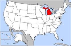 Where is Michigan?