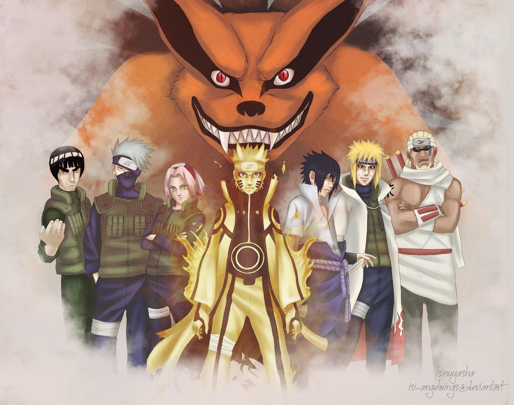 Naruto chap 664 Trang 21 - Mangak.info