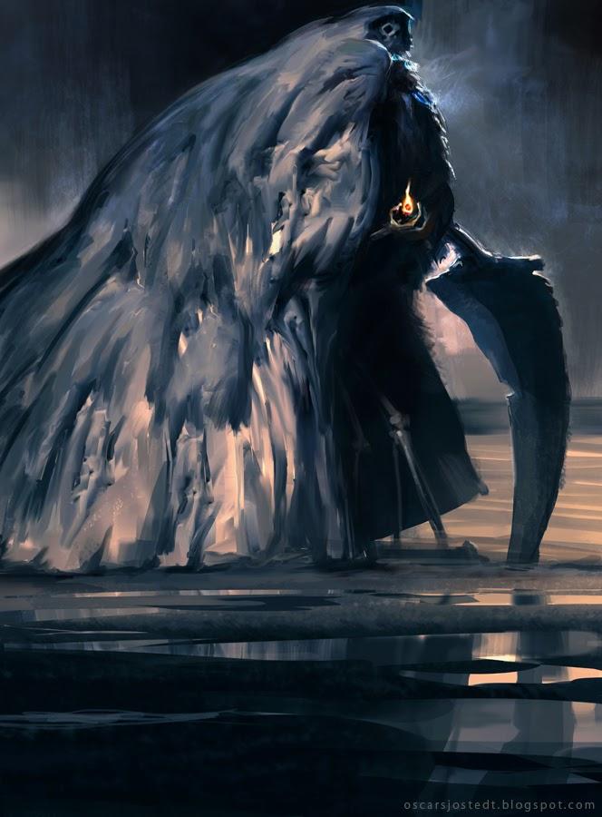 dark souls nito artwork - photo #20