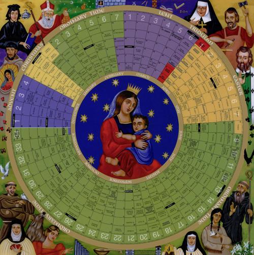 Catholic Liturgical Calendar 2014 Printable | New Calendar Template ...