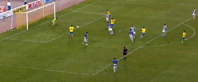 3-0 Gol de Ángel