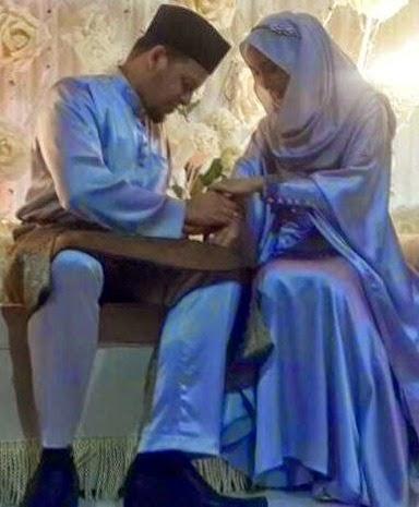 Majlis Perkahwinan Aliff Omar Anak Allahyarham Datuk Sharifah Aini