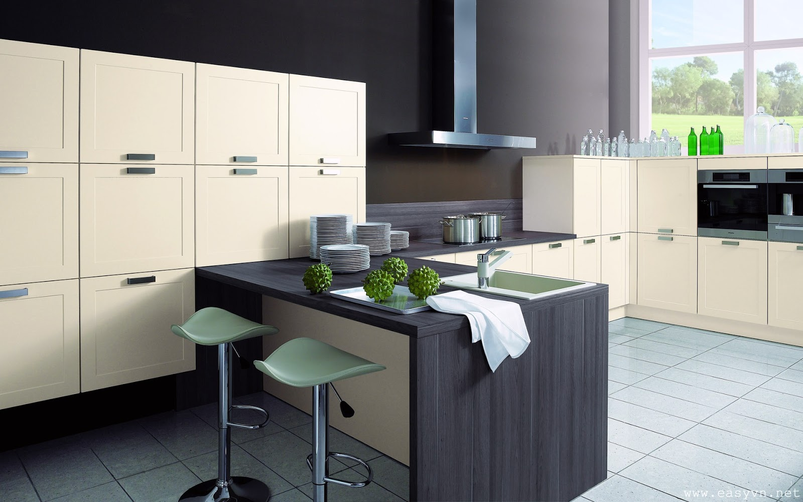 Download Free Beautiful Kitchens Wallpapers | Most ...