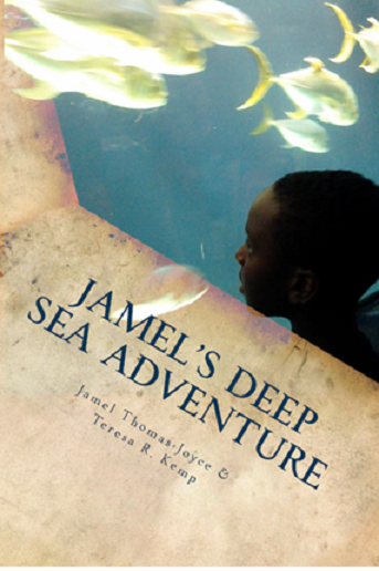 Order Your Copy of Jamel's Deep Sea Adventures Today!