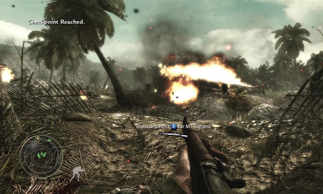 Call of Duty World at War screenshot