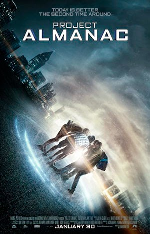 Poster Project Almanac 2014