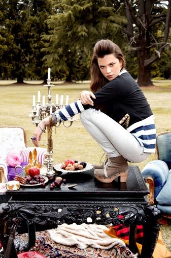 imagenes de chicas con ropa - imagenes de ropa | ¡Chicas y mallas! imagen 1 de 74 FHM