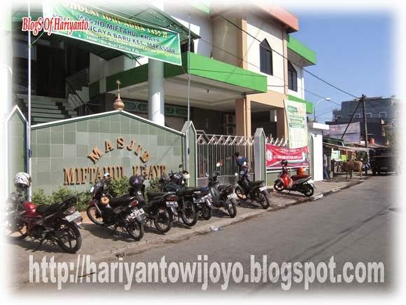 Idul Qurban Masjid Miftahul Khayr Makassar