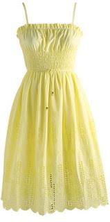 Short Smocked Tube Dress