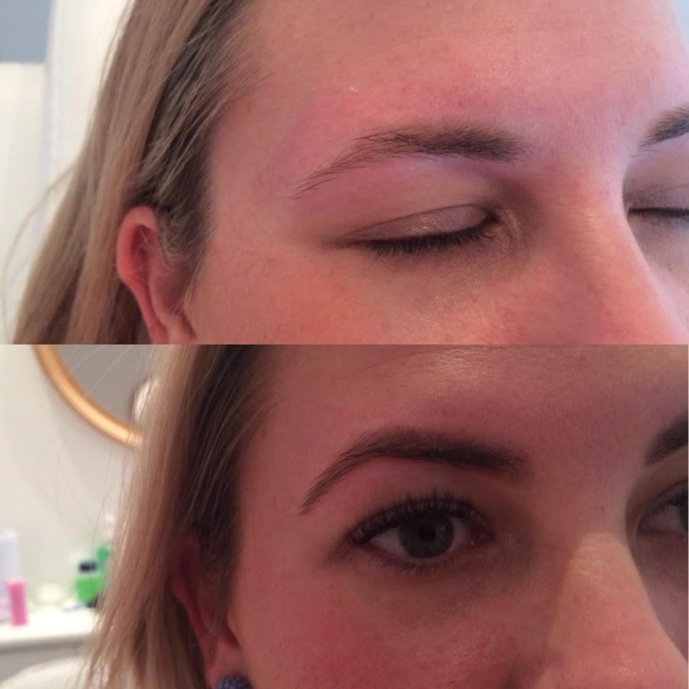 Katy Potaty The Eyes Have It Noosa Brow Co Salon Review