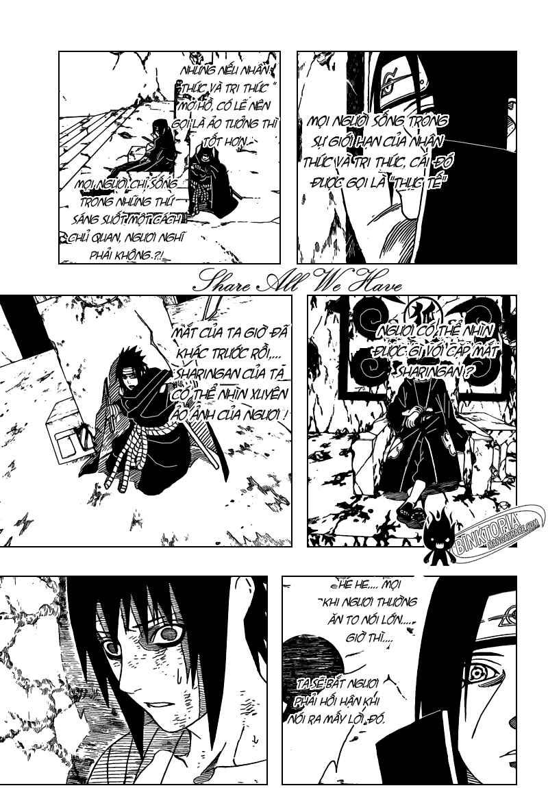 Naruto chap 401 Trang 10 - Mangak.info