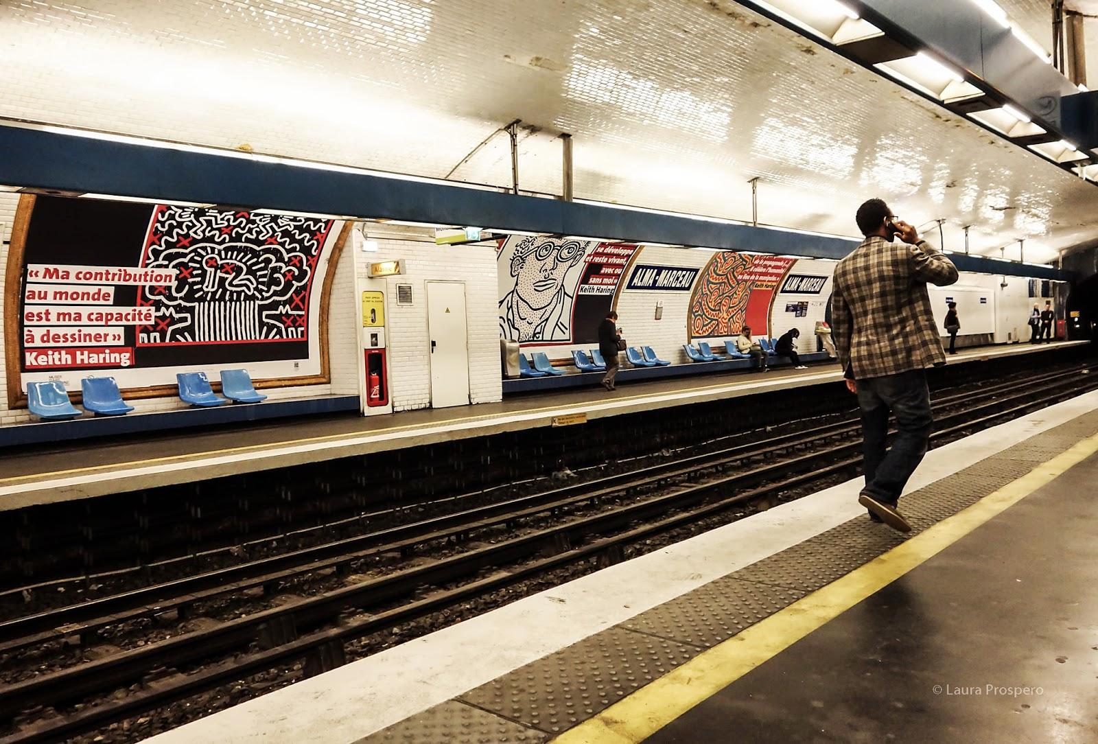 Expo Keith Haring 2013 © Laura Prospero