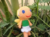 Fairy Angelonia - Amigurumi Crochet