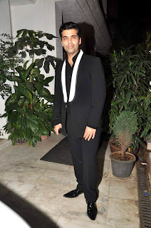 Karan at Birthday Boy Ranbir Kapoor