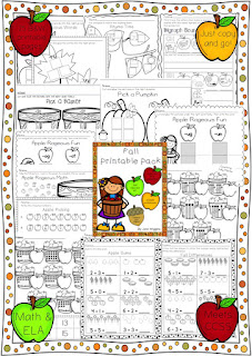 https://www.teacherspayteachers.com/Product/Fall-Printable-Pack-1451795