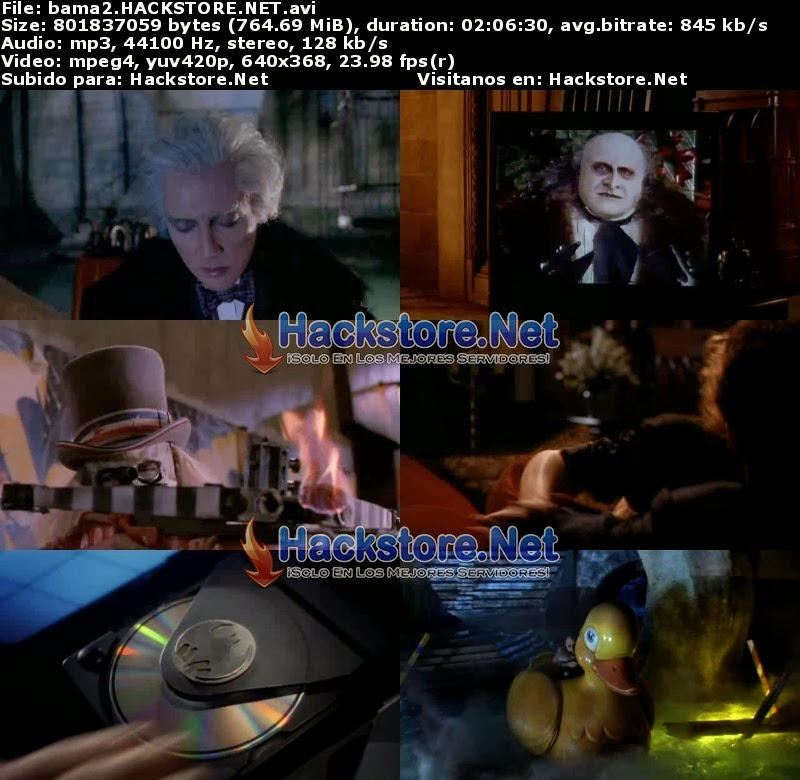 Captura Batman 2 Regresa (1992) Dvdrip Latino