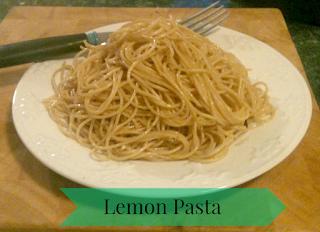 Simple Pasta dish