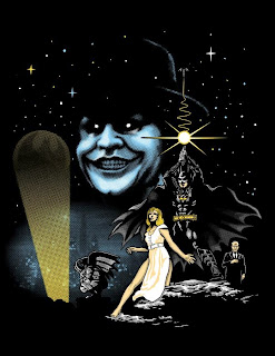 Star Wars/Batman mashup