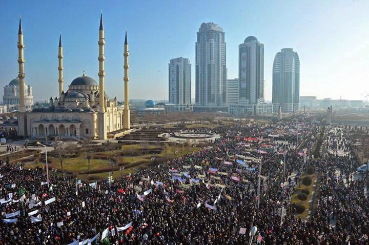 Chechnya, Negeri yang Kembali Berbenah Diri