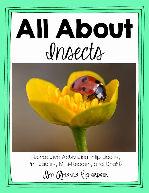 https://www.teacherspayteachers.com/Product/Insects-1774036