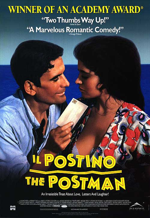 love and friendship in il postino a movie by massimo troisi Il postino: massimo troisi neruda poetry poet pablo italian postman massimo troisi mario dvd romantic beauty italy friendship movies i love the movie il.