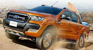 2016 Ranger Wildtrak UK Price