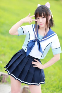 Koyuki Cosplay as Takane Manaka from LovePlus
