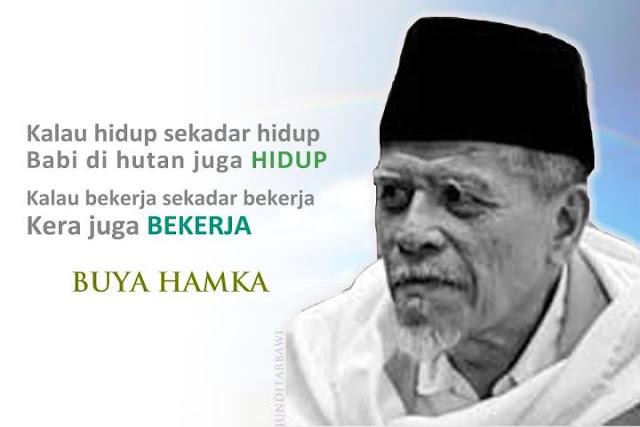 Buya Hamka Baca Qunut Subuh, Karena Muhammadiyah itu NU