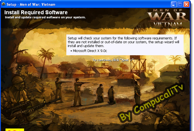 Men of War Vietnam 2011 [PC Full] Reloaded Descargar