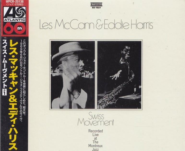 Les McCann Eddie Harris Compared To What