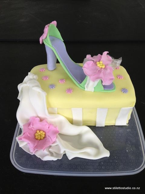 Stiletto Studio Cakes