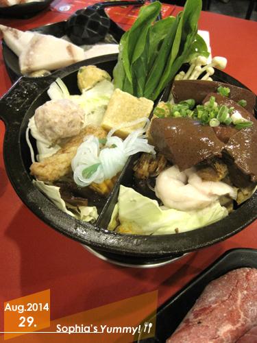 京饌行家組合鍋(麻辣+昆布)