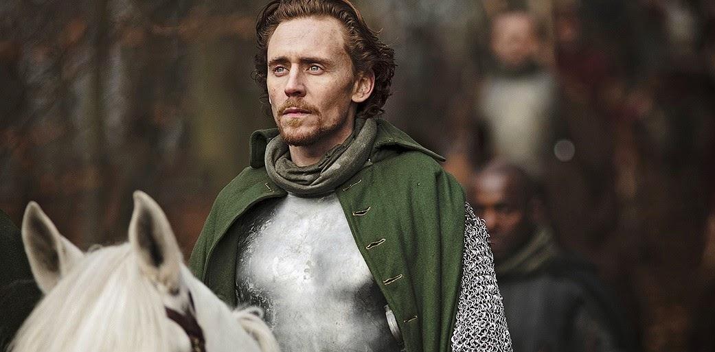Tom Hiddleston pode estrelar remake de Ben-Hur