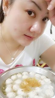 Chef Linda, Bakso Ikan Tenggiri Kuah Ayam Super