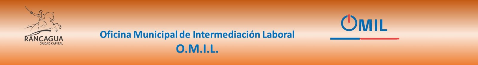 Oficina Municipal de Intermediación Laboral OMIL Rancagua.