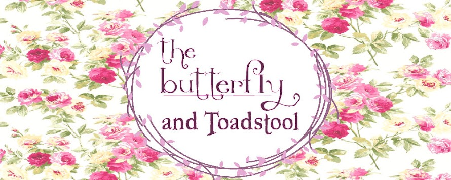 The Butterfly and Toadstool