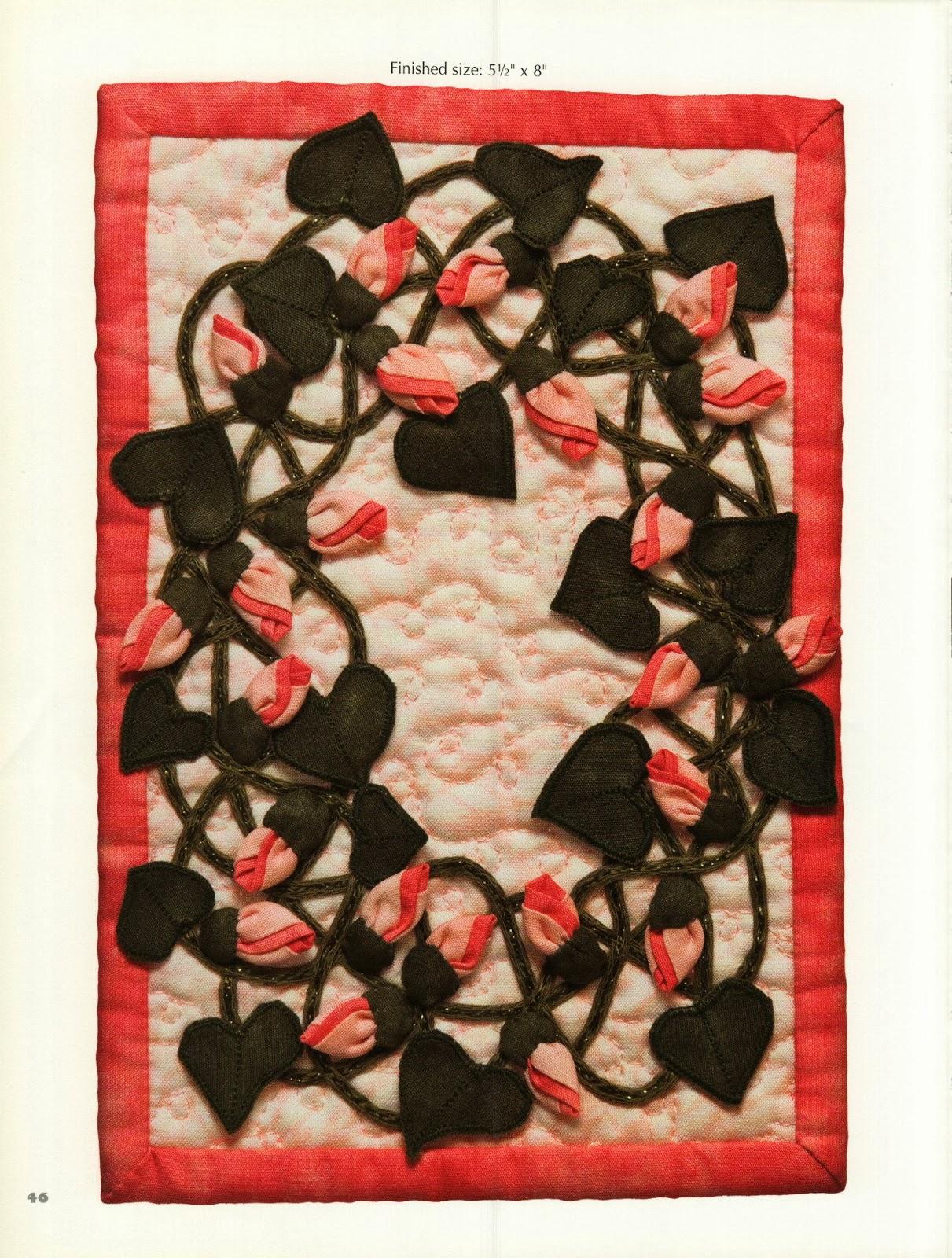 Сказочные цветы из ткани | Fabulous Fabric flowers