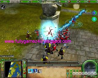 Download Stronghold Legends Game By Torrent Link