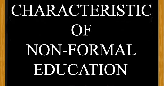 Role Of Non Formal Education In India