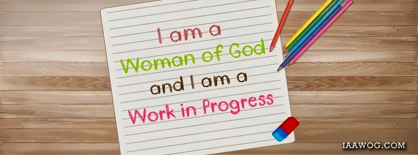 Woman who Shaped by God