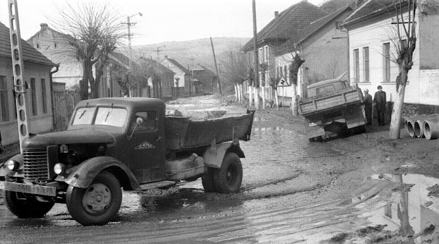 Romanian Cars Roman SR 101