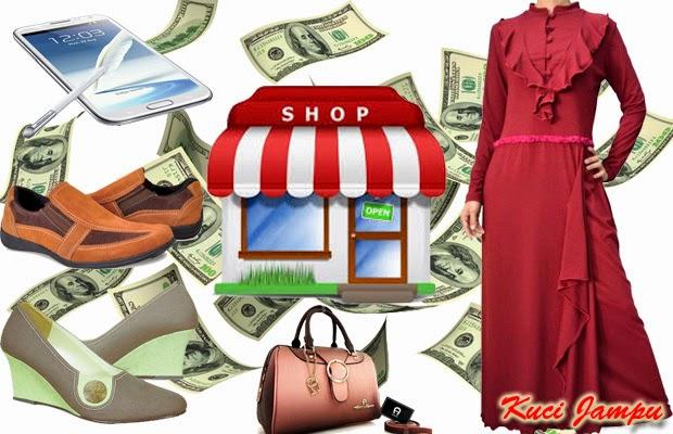 Bisnis Lewat Toko Online, Buat toko online, jual lewat toko online, jasa toko online