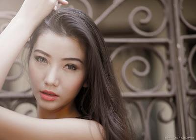 Mable Soe - Myanmar Model Girls