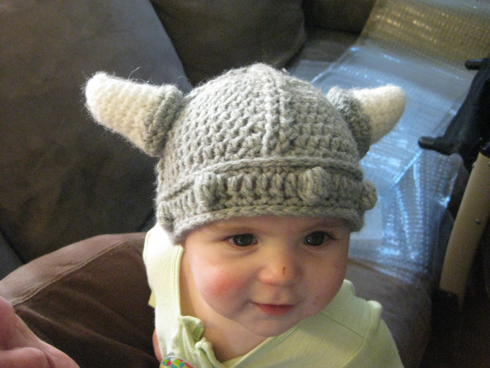 Free Pattern Crochet Viking Hat : Viking Hat Pattern ? Images of Patterns