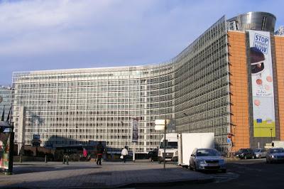 Comisia Europeana, Bruxelles, Belgia